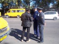 В столице Тувы в числе главных нарушителей правил дорожного движения водители маршрутных такси