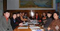 Молодые ученые Тувы и Якутии пообщались посредством видеомоста