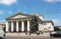 Тувинский театр налаживает сотрудничество с театром города Ривно (Украинa)