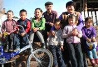 В Туве разработан законопроект о поддержке многодетных семей