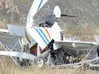 Выживший при крушении Х-32 Бекас летчик находится в тяжелом состоянии