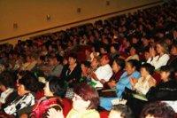 В Туве прошел первый форум медицинских сестер