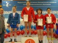 Студенты Тувинского госуниверситета завоевали общекомандное серебро на Третьем Всероссийском Фестивале студенческого спорта