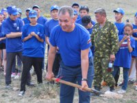 Набор в студенческую археологическую экспедицию в Туву будет конкурсным