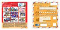 В Туве почта поможет организовать письмо от Деда Мороза