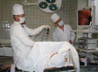 Главная больница Тувы перевооружается