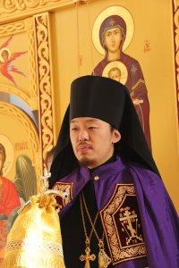 В Туве начал работу Епископ Феофан