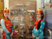 Тувинские студенты приняли участие в фестивале «Нас подружила Москва»