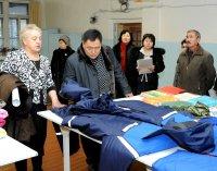 Заказы МЧС помогли предприятию общества слепых (Тува) выжить в период кризиса