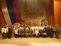 ВИА «Пограничник» (Кызыл) покорил Москву песней на тувинском языке
