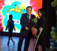 Глава Тувы поздравил победителей конкурса «От сердца к сердцу»