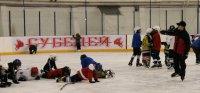 В Туве растет хоккейная смена
