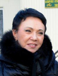 Лариса Шойгу поблагодарила земляков за оказанное доверие