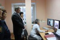 В санчасть МВД Тувы поступил диагностический рентген-комплекс нового поколения