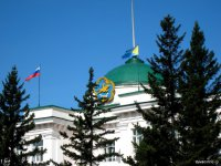 Депутаты парламента Тувы обращают внимание надзорных органов на систематические нарушения закона газетой «Риск»