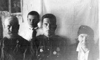 В Туве в День героев Отечества поздравления принимает командир легендарного артиллерийского расчета
