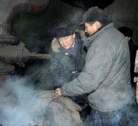 Прохождение зимы в районах Тувы – под контролем республиканских властей