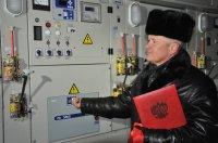 В юго-западной части Кызыла построена новая распределительная станция
