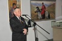 В Туве отметили 95-летие выдающегося камнереза – Хертека Тойбухаа