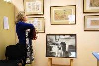 В музее имени А. С. Пушкина (Москва) открылась ретроспектива работ Нади Рушевой