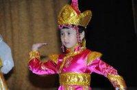 В столице Тувы накануне Шагаа выберут маленькую Дангыну