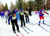 """В воскресенье любителей бега на лыжах приглашают на станцию """"Тайга"""" принять участие в """"Лыжне России"""""""