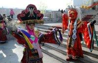 Программа праздничных мероприятий, посвященных Шагаа, Дню защитника Отечества и Масленице