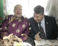 Накануне Шагаа члены правительства Тувы поздравили чабанов