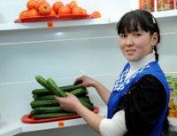 В Туве открылся новый сельхозрынок