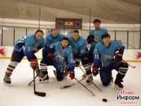 Хоккейная команда из Тувы завоевала Кубок федерации Хакасии