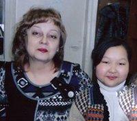 Женщины Тувы: Анжелика Медведева, учитель музыки
