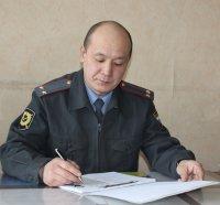 В Туве определили самых вежливых полицейских