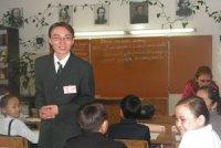 Учитель русского языка и литературы из Монгун-Тайги Орлан Хомушку – Учитель Года-2012