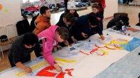 """Дети с сейсмофобией из Тувы отправились на реабилитацию в """"Орленок"""""""