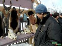 Охотники Тувы получают охотничьи билеты единого федерального образца