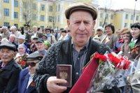В Туве труженику тыла, приехавшему из Казахстана, торжественно вручили паспорт гражданина России