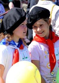 19 мая в Туве пройдет слет детских общественных организаций