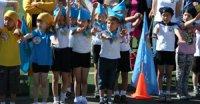 В Туве выявляли самых спортивных детсадовцев