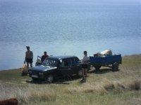 В Эрзинском районе Тувы прошел экологический десант «Берегите памятники природы»