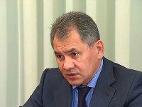 Сергей Шойгу выразил соболезнования родным и близким погибших в Туве десантников