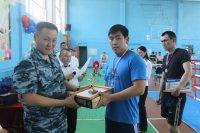 В Туве на турнире по кикбоксингу впервые опробовано электронное судейство