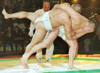 Тувинские сумотори добыли для России семь медалей чемпионата Европы