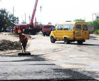 В Туве ремонтируют дороги и мосты, пострадавшие от землетрясения