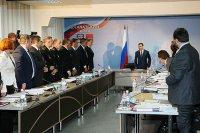Глава Тувы примет участие в совещании Премьер-министра России по повышению сейсмоустойчивости зданий