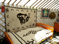 В приграничном районе Тувы специалисты из Монголии поделятся секретами производства войлока, обработки кожи