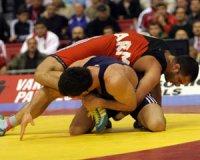 Четыре золотых медали завоевали ветераны спорта Тувы на турнире в Элисте