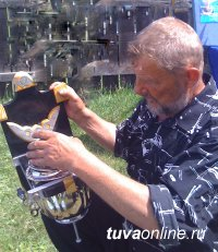 На фестивале в Туве приграничный Качык раскрыл старинные секреты вышивки по войлоку