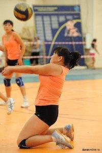 Волейбольная команда «ЕР» будет пропагандировать в Туве массовый спорт