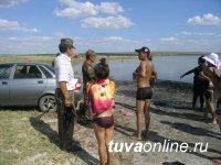 Зону покоя птиц на тувинском «Мертвом море» – Дус-Холе – охраняют инспектора Минприроды Тувы