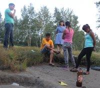 Члены Общественного совета при МВД Тувы объясняют подросткам, как лучше отдыхать